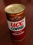 ucc缶コーヒー ミルク&コーヒー.JPG
